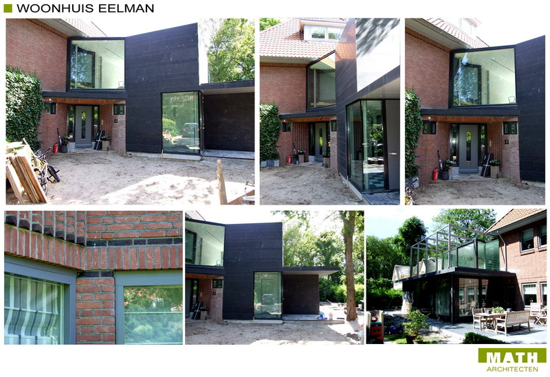 extension of house Eelman | Wassenaar